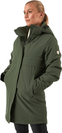 Style Jacket Green