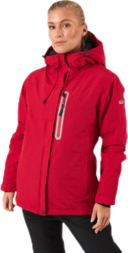 Tiza Jacket Red