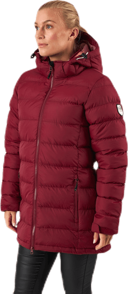 Cristallo Jacket Red