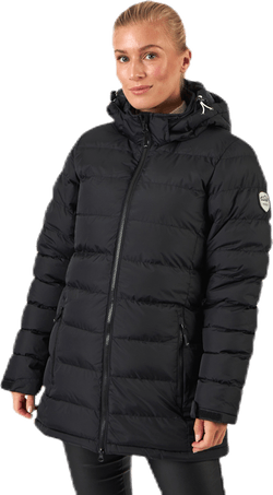 Cristallo Jacket Black