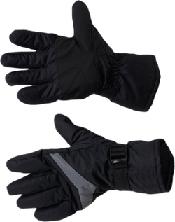 Dundret Gloves Black
