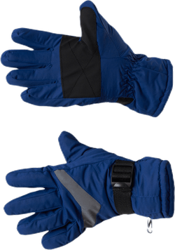 Dundret Jr Gloves Blue