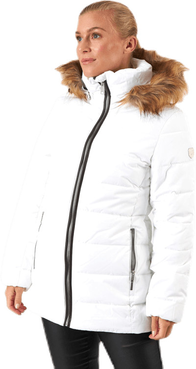 Idina Jacket White