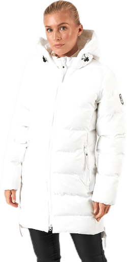 Mina Jacket White