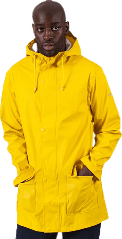 Torsten Rain Jacket Yellow