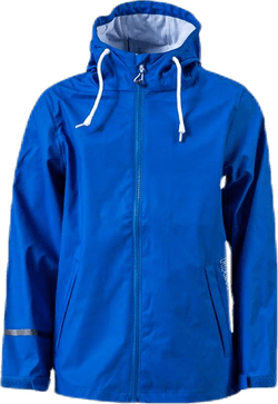 Albany Rain Jacket Blue