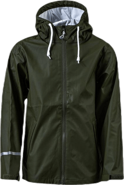 Albany Rain Jacket Green