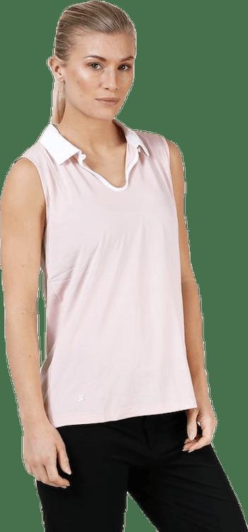 Pheb SL Polo Shirt Pink
