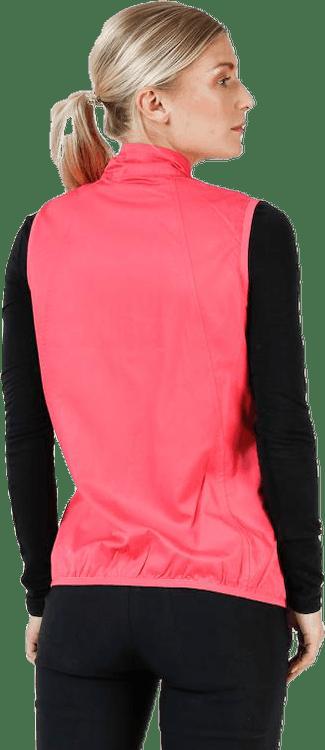 Mia Wind Vest Pink