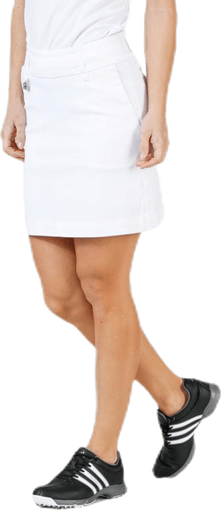 Magic Skort 45 cm White