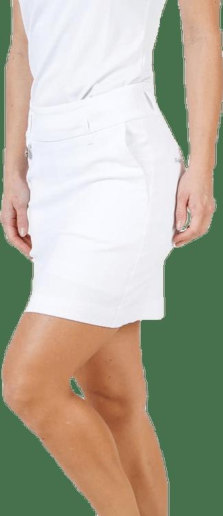 Magic Skort 45 cm White