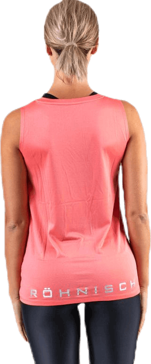 Knot Singlet Pink/Red