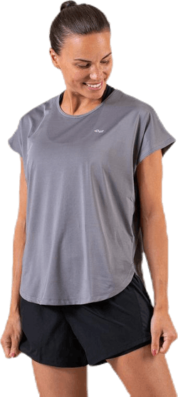 Leo Loose Top Grey