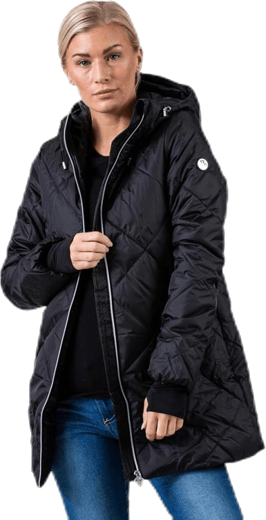 Active Jacket Black
