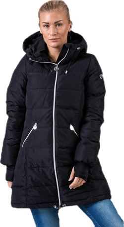 All Weather Down Jacket Black