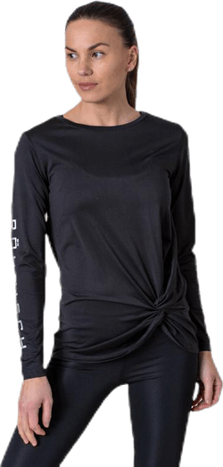 Knot Long Sleeve Black