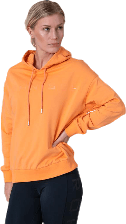 Comfy Sweat Hoodie Orange
