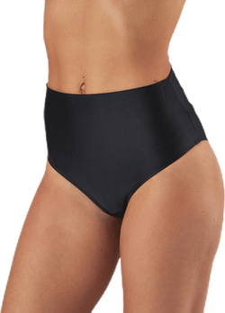Fold Over Briefs Black