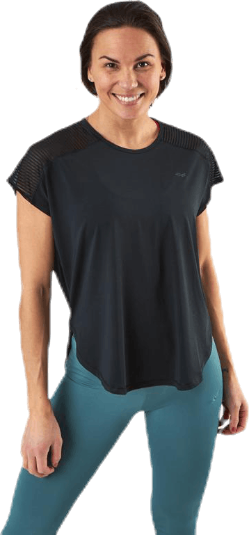 Miko Loose Top Black