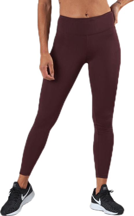 Uplift Logo Tights Red