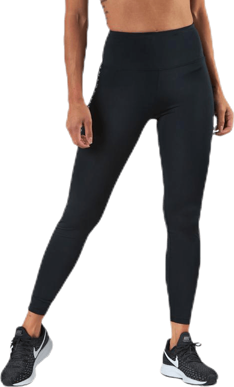 Kay High Waist Tights Black