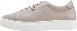 Starlily Lace Up  Beige