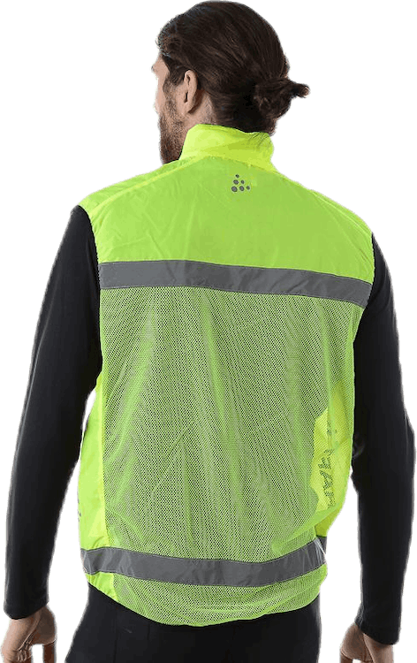 Visibility Vest Green/Yellow