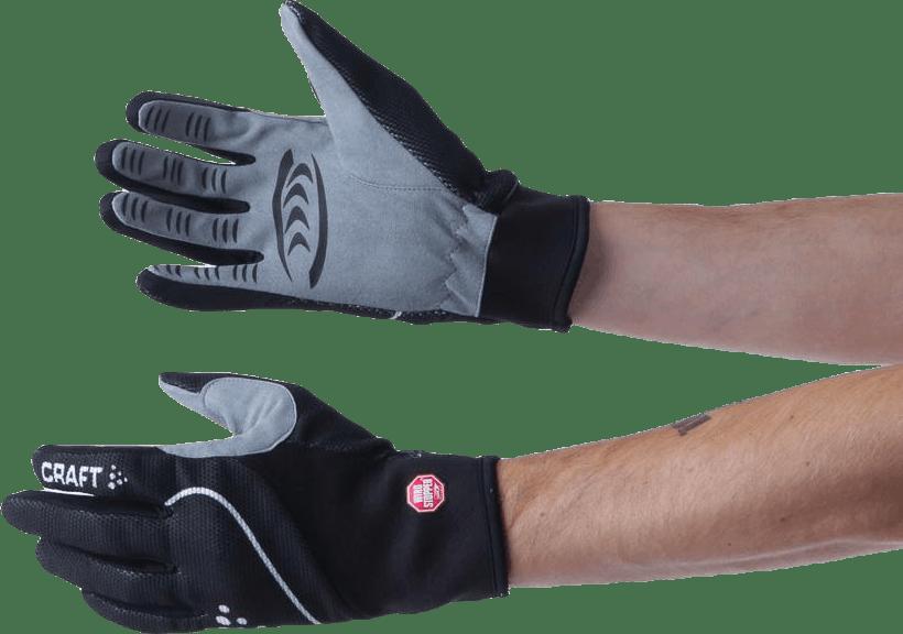 Power WS Glove Black