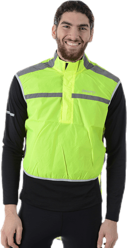 Bike Visibility Vest Yellow