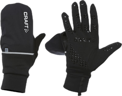 Hybrid Weather Glove Black