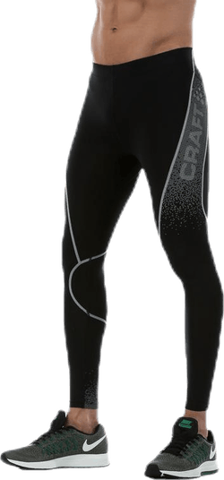 Delta Compression Tight Black