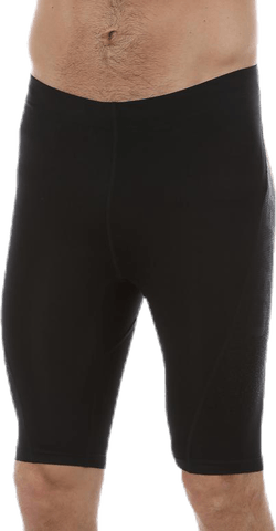 Delta Compression Short Tights Black
