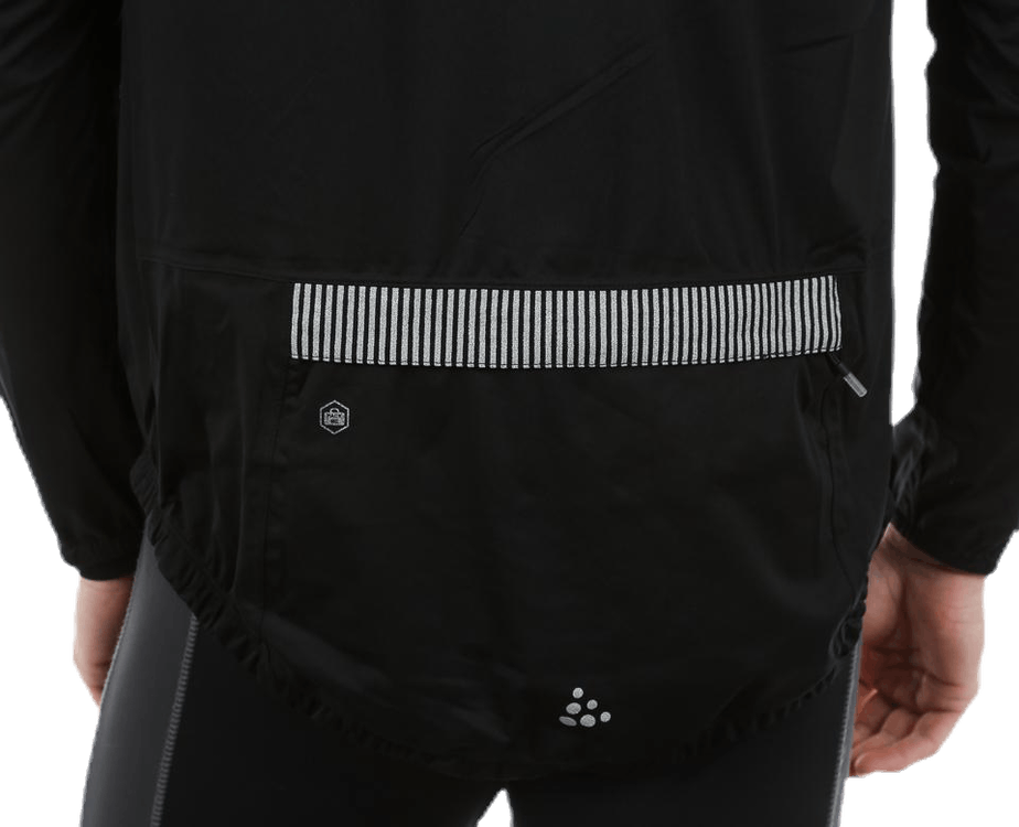 Verve Rain Jacket Black