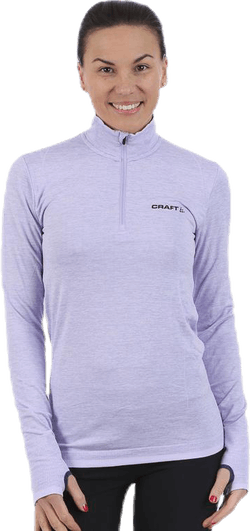 Active Comfort Zip Purple