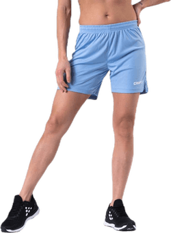 Squad Short Solid W Blue/Turquoise
