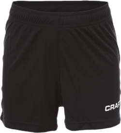 Squad Short Solid Jr Black