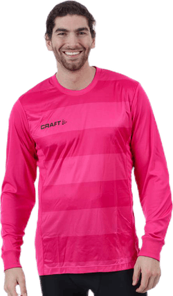 Progress Goalkeeper LS Jersey M Pink