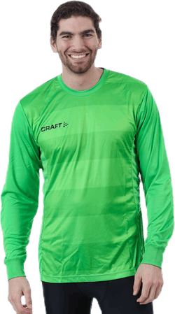 Progress Goalkeeper LS Jersey M Green
