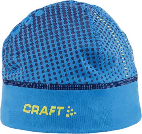 Livigno Printed Hat Blue