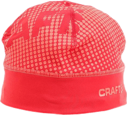 Livigno Printed Hat Pink