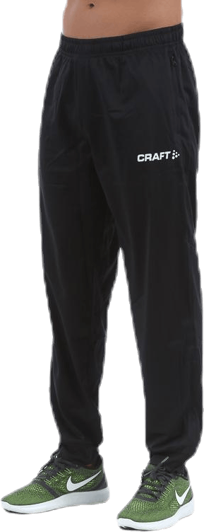 Progress Pant Straight M Black