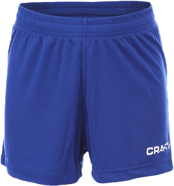 Squad Short Solid Jr Blue/White