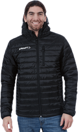 Isolate Jacket M Black