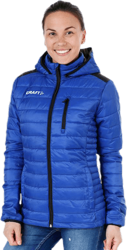 Isolate Jacket W Blue