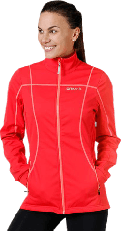 Force Jacket Red