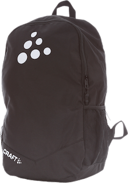Squad Practice Backpack Black