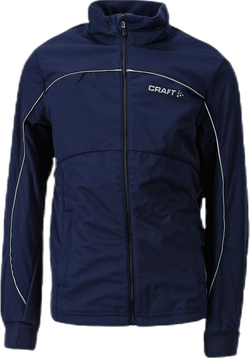 X-Country Warm Jacket Jr Blue