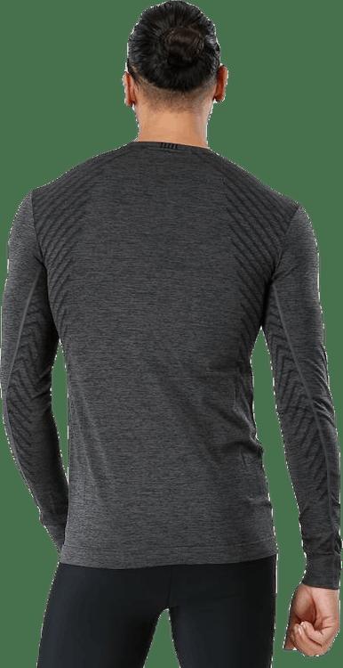Fuseknit Comfort RN LS Black/Grey