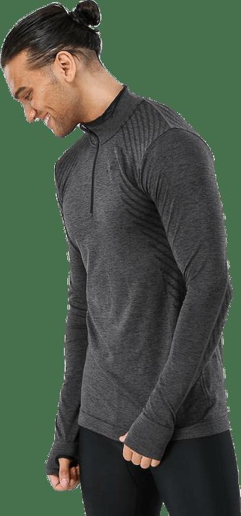 Fuseknit Comfort Zip Black/Grey