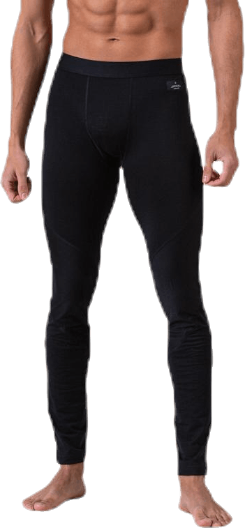 Merino Lightweight Pants Black
